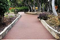 Porous Pathways for Rockhampton Botanical Gardens by StoneSet