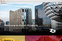 Door & Window Seals - New Website for Raven