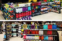 EZI-Q Queue Merchandising Systems from SI Retail