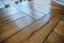 LED-cured Flooring Oil Benefits with Antique Floors