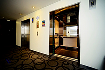 Modern Passenger Lifts for Hotels by Liftronic