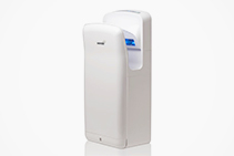 Verde Maxi Automatic Hand Dryer in White from Verde Solutions