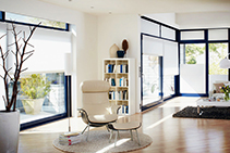 Thermally Efficient Cellular Blinds from Blinds by Peter Meyer