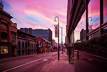 Street & Area Luminaires Upgrade for Hobart CBD by WE-EF