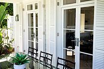 Energy Efficient uPVC Door Frames from Wilkins Windows
