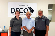 Architectural Aluminium Manufacture Sydney from DECO