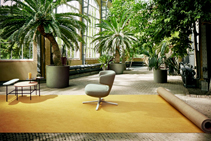 Marmoleum Marbled CO2 Neutral Flooring by Forbo Flooring Systems