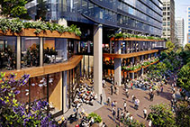 Architectural Cladding for Billion Dollar Sydney Building by DECO