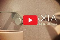 Designer Tapware - Axia Bathroom Tapware by Phoenix Tapware