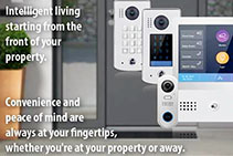 Intellicom Home Intercom Automation from CSM