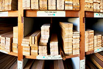Dressed KDHWD Select Grade Timbers from Hazelwood & Hill