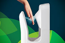 Sustainable Hand Dryers for Commercial from Verde