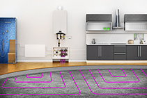 The Complete Guide to the Installation of Hydronic Underfloor Heating by Devex