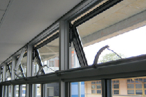 Awning Windows for Classrooms from Unique Window Services