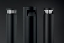 New Exterior Bollard Lighting Series from WE-EF