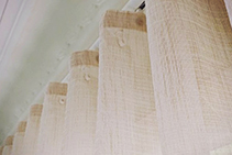 Curtains for Coastal Living from Forest Drapery Hardware