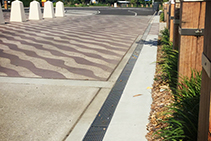 Polymer Concrete Drainage for Coastal Streetscapes by Hydro