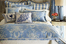 Bespoke Soft Furnishings Sydney from Current Line Europe