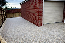 Exterior Stone Driveway Surfacing - Superstone by MPS Paving