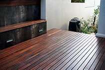 Plant Based Exterior Decking & Furniture Oil from Livos