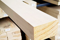 Treated Exterior Timber Supply from Simmonds Lumber