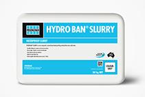 Hydro Ban® Waterproof Slurry New from LATICRETE