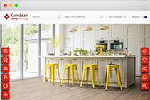 Interactive Flooring Design Tool by Karndean Designflooring