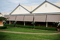 Premium Outdoor Blinds & Awnings from Undercover Blinds