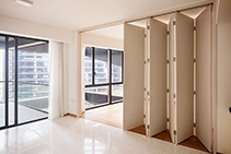 Pivotfold 75 Room Dividers for Apartments by Brio