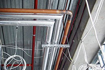 Acoustic Pipe Insulation for Mackay Base Hospital from Thermotec