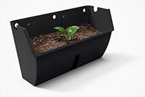 Slimline Green Wall System Gro-Wall® from Atlantis