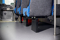 Commercial Transport Flooring - Transflor Met by Altro
