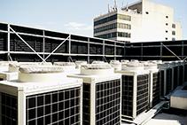 HVAC Condenser Coil Coating for Improved COP from Promek