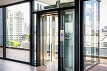 Home and Office Lifts Melbourne from Shotton Lifts
