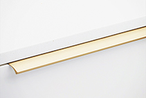 New Brass Lip Pull Handles from Kethy