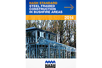 Rebuilding with Steel in Bushfire Areas - Standards by NASH
