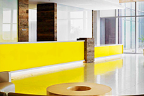 Terrazzo Panels for Raised Access Floors from Tate