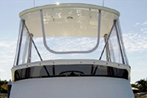 UV Stabilised Clear PVC for Marine from Nolan Group