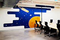 Window and Wall Graphics Sydney from Paragon Films
