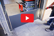 Automatic Drop-down Flood Barriers from Flooding Solutions