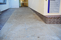 12-Part Recessed Steel Access Covers for Education from ACO