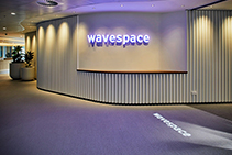 Bespoke Curved Walls - Plexiglass Blades from Allplastics