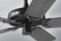 Choosing a Ceiling Fan Size with Hunter Fans from Prestige Fans