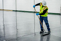 Clean Room Polyurethane Flooring from ASCOAT