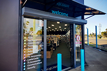 Premium Grade Roller Shutters for Nationwide Retail by ATDC