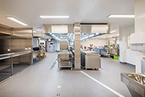 Slip Resistant Floors & Walls for SwanCare Aged Care by Altro