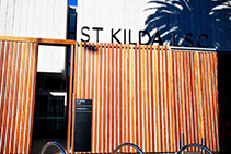 Stainless Steel Amenities for St Kilda Life Saving Club from BRITEX
