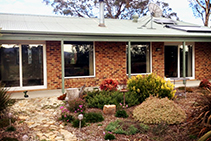Reinforced uPVC Doors for Bushfire Prone Areas by Wilkins Windows