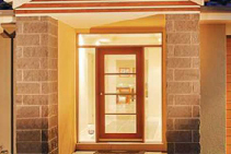 Taking Care of Customised Timber Entrance Doors by Wilkins Windows