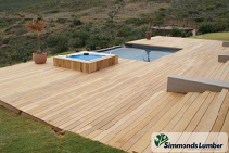 Premium Timber Decking from Simmonds Lumber